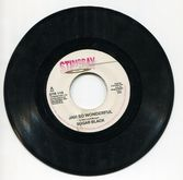 Sugar Black - Jah So Wonderful / Prince Malachi - This Feeling  (Stingray) 7""